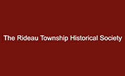 The Rideau Township Historical Society