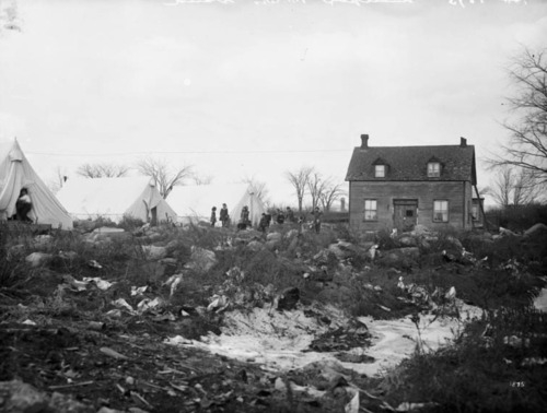 Smallpox and the Porter Island Isolation Hospital