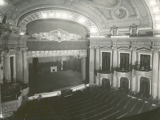 The Russell Theatre